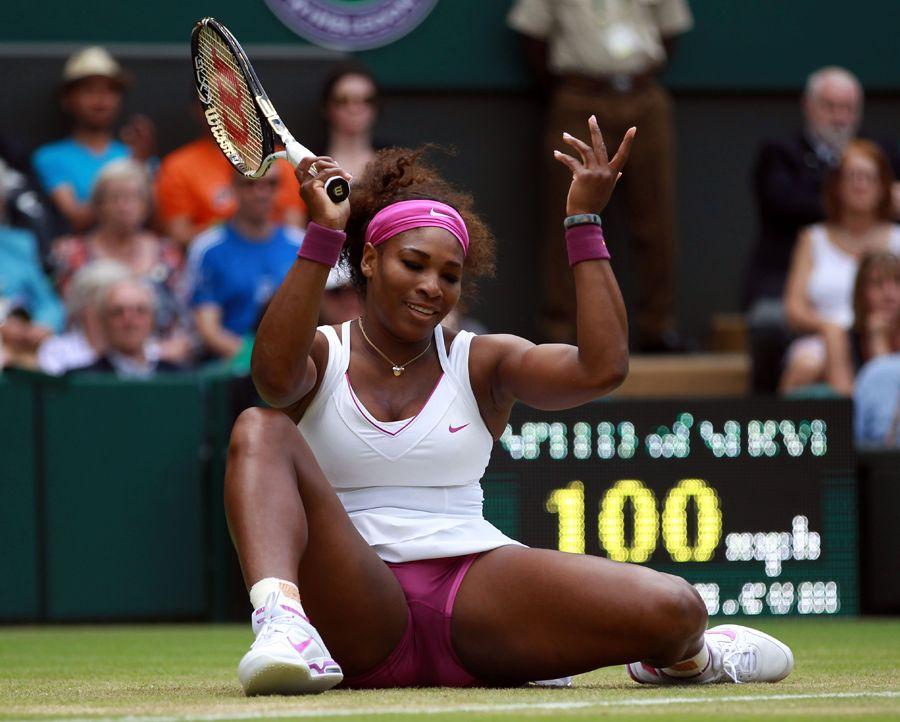 Serena williams wimbledon photos upskirt