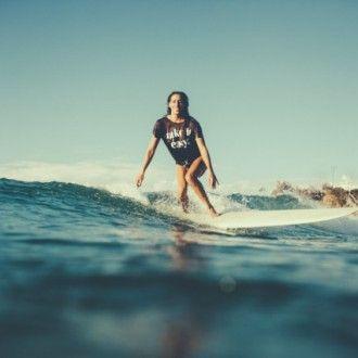 Surfer Queen CARLY BROWN | OCEAN DWELLER - Rhythm Australia