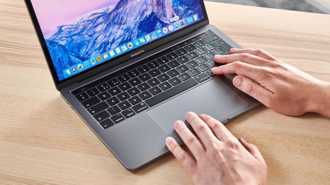 MacBook Pro 2020 is here (but it's not quite what we expected)
