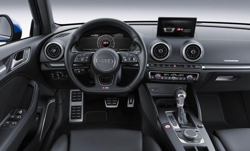 2017 Audi A3 Sedan Interior Audi A3 Sedan Audi A3 Sedan