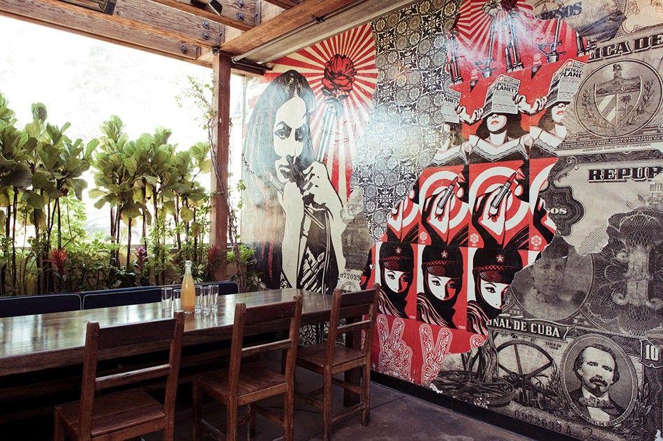 Mr ambience restaurant cafe bar pub design