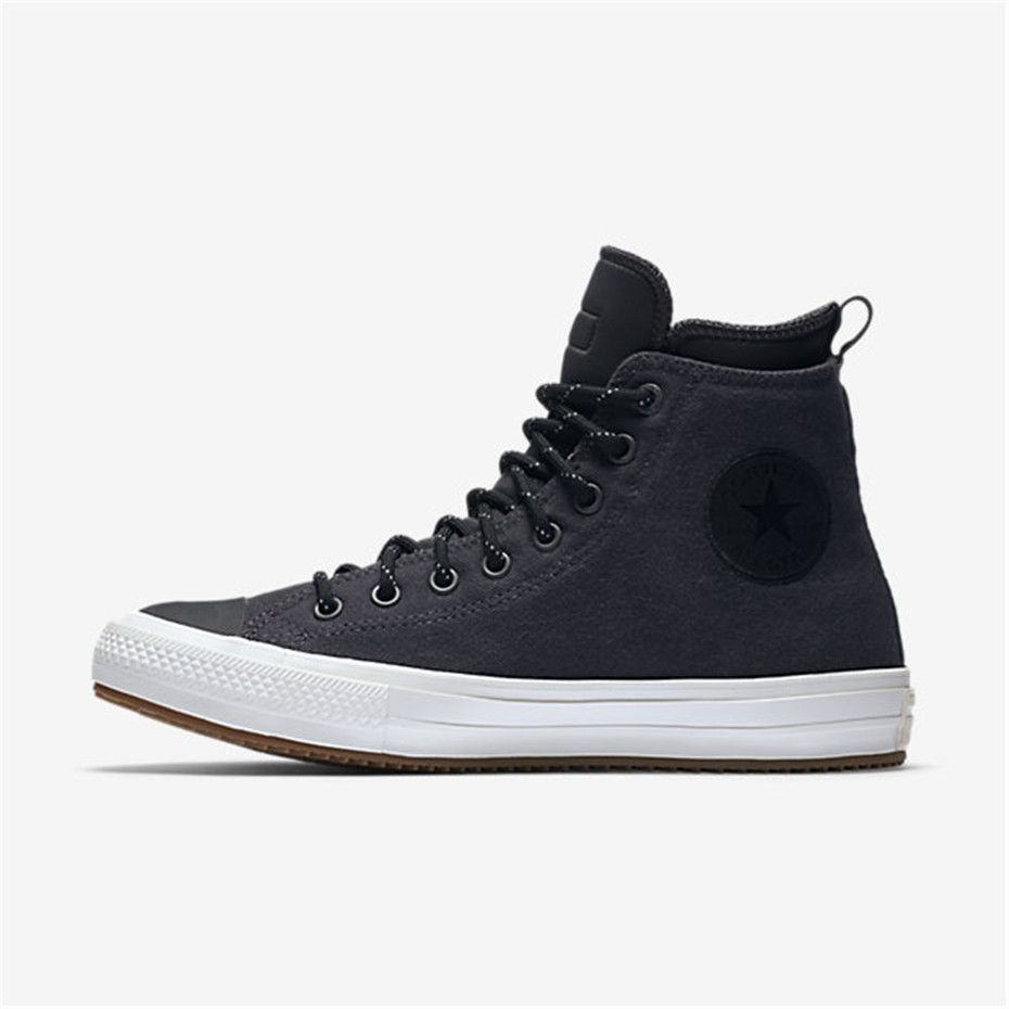 a65b81f6e5dd NIKE Converse Chuck II Waterproof Shield Canvas (Black)