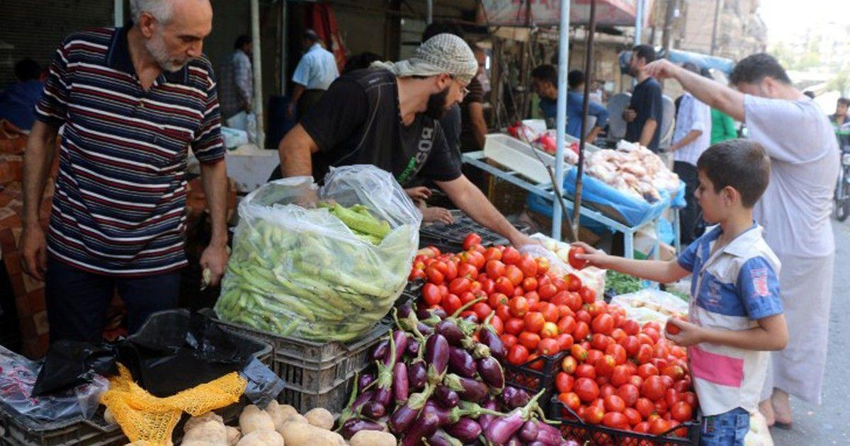 g1: Quando comer tomate vira um luxo: a vida em meio ao cerco em Aleppo na Síria https://t.co/2ttVqF61MR #G1 https://t.co/IRGFfi5w9U