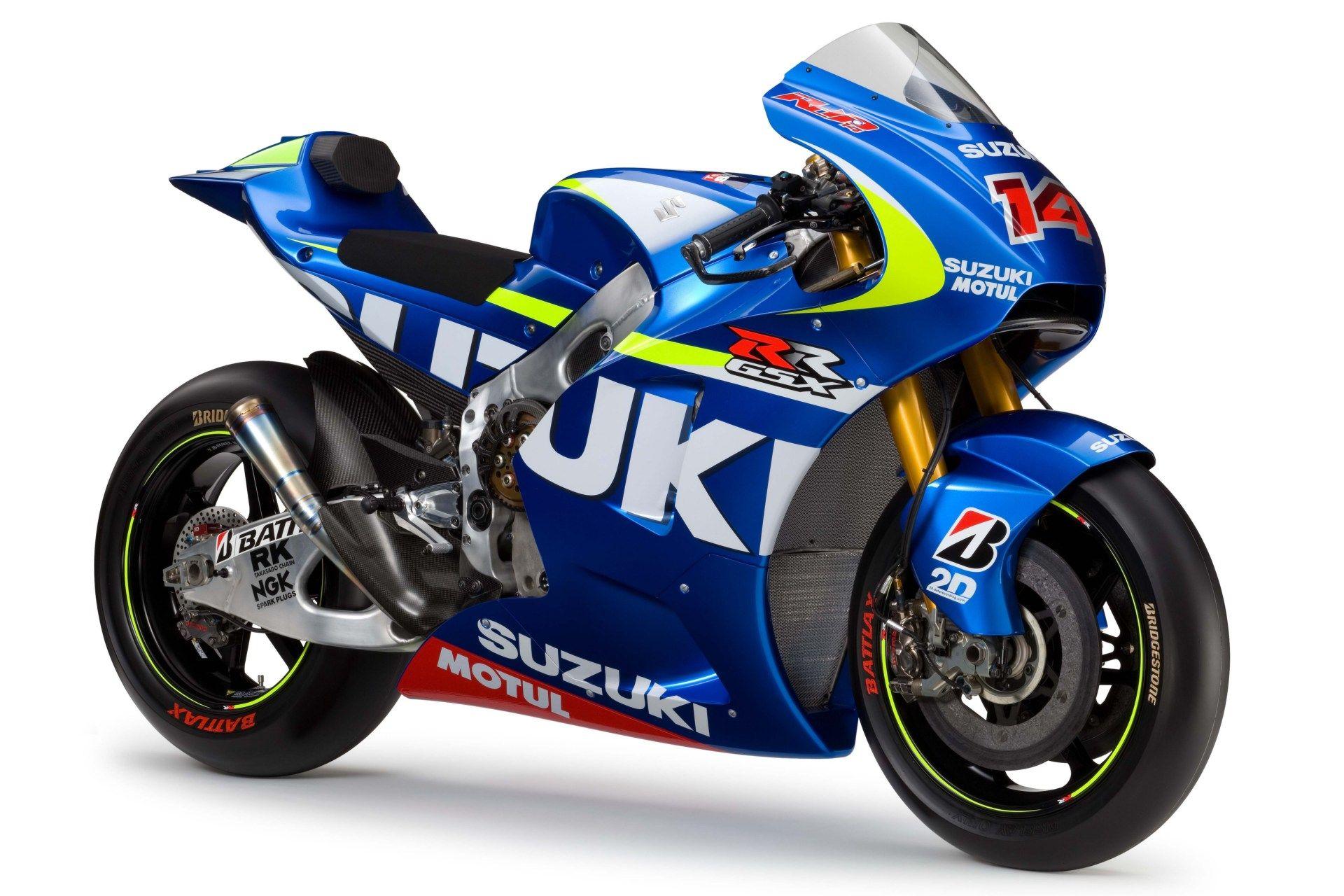 Lovely Suzuki Confirms MotoGP Entry In 2015 With Maverick Vinales And Aleix  Espargaro.
