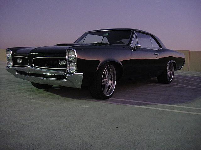 1966 Pontiac Gto For Sale Orange County California Pontiac Gto