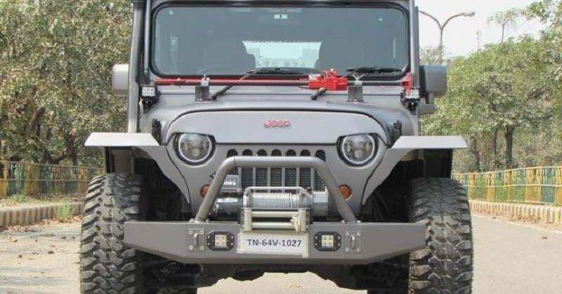 Altered Mahindra Thars In India Mahindra Thar Jeep Jeep Alters