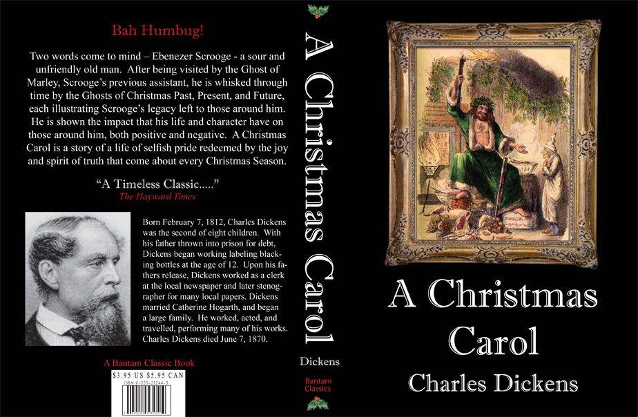 Christmas Carol Printable: Miniature Printables - A Christmas Carol