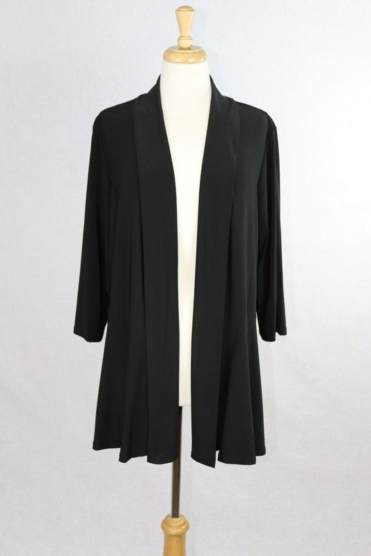 752a4b6fc3a0 Frank Lyman Black Jacket