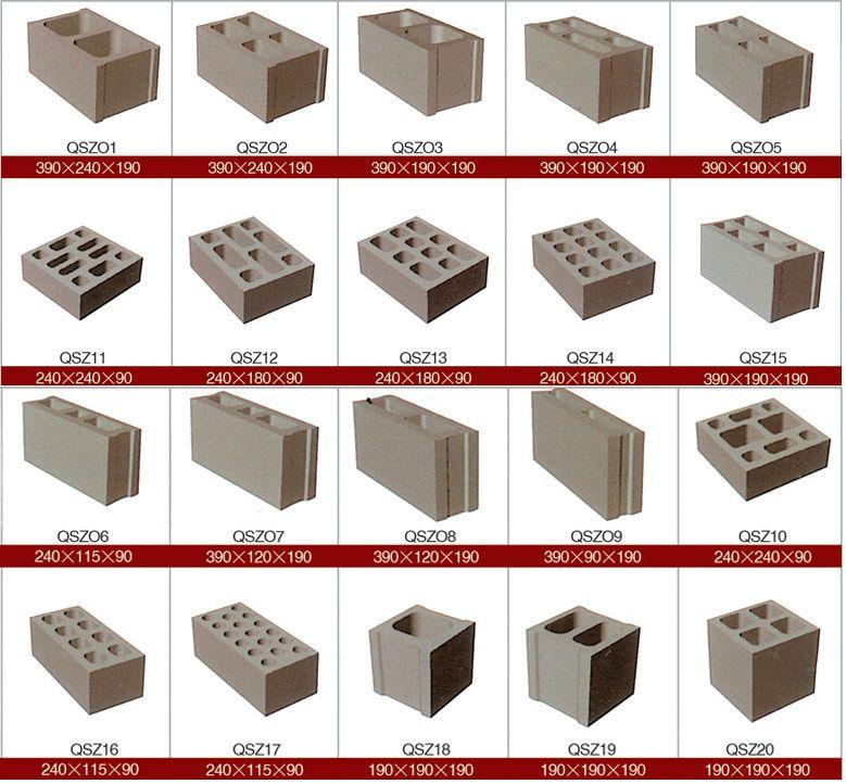 Qt8 15 Full Automatic Hollow Solid Paver Interlock Brick Making Machine View Hollow Brick Ma Interlocking Concrete Blocks Concrete Block Walls Concrete Blocks