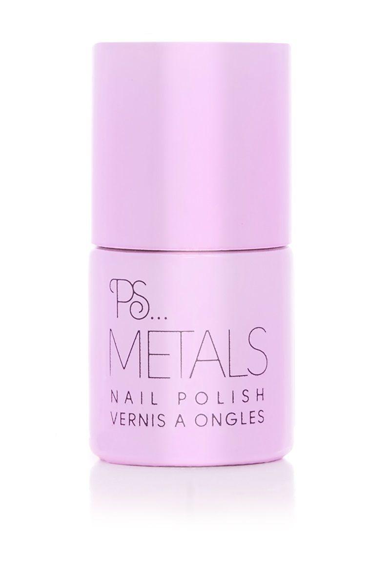 Ps Metals Pink Nail Polish | Thing i like to buy | Pinterest