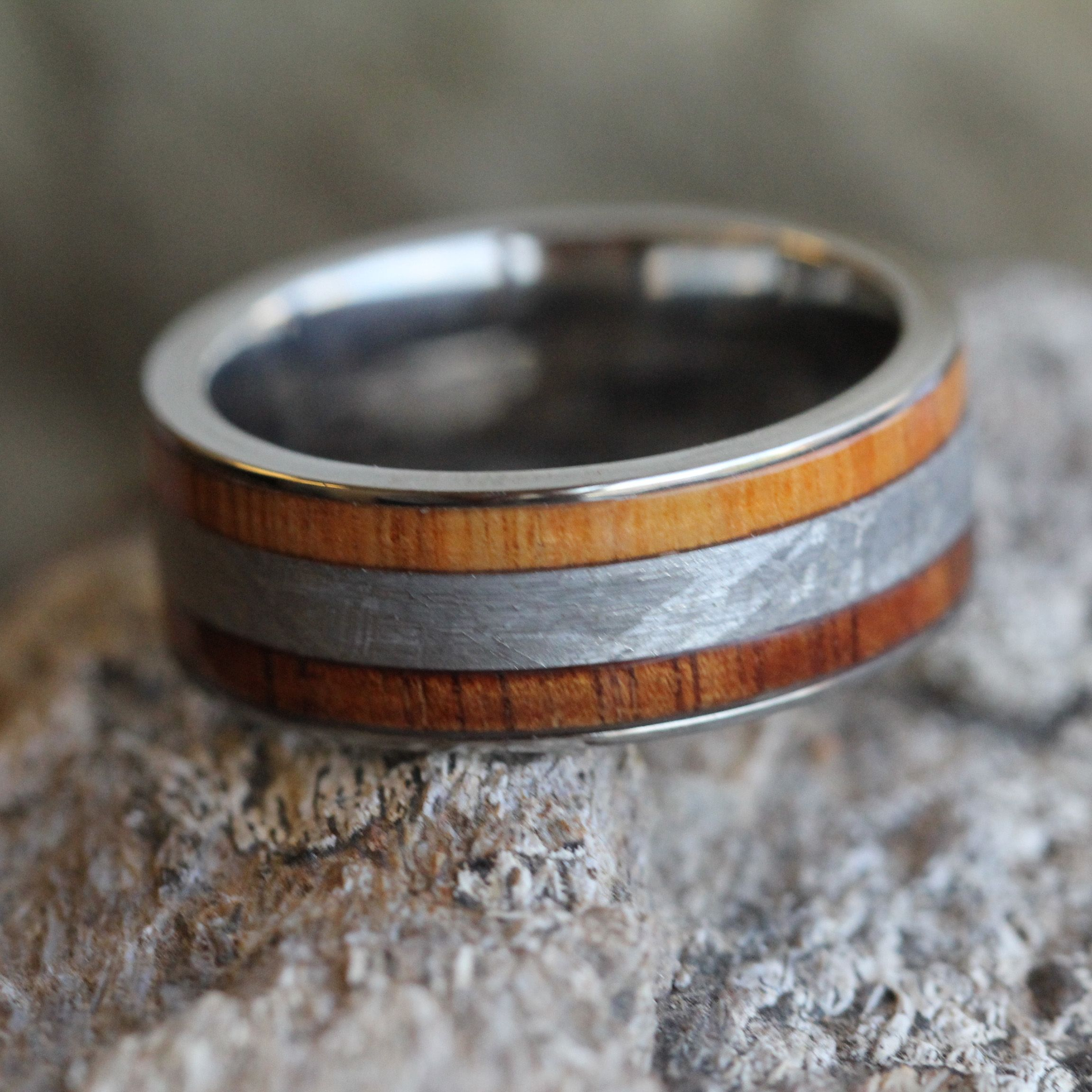 engagement inspirational petrified and silver rings gold of wood ring diamond wedding