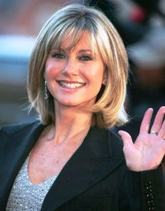 hairstyles for women over 60 bangs  thick hair