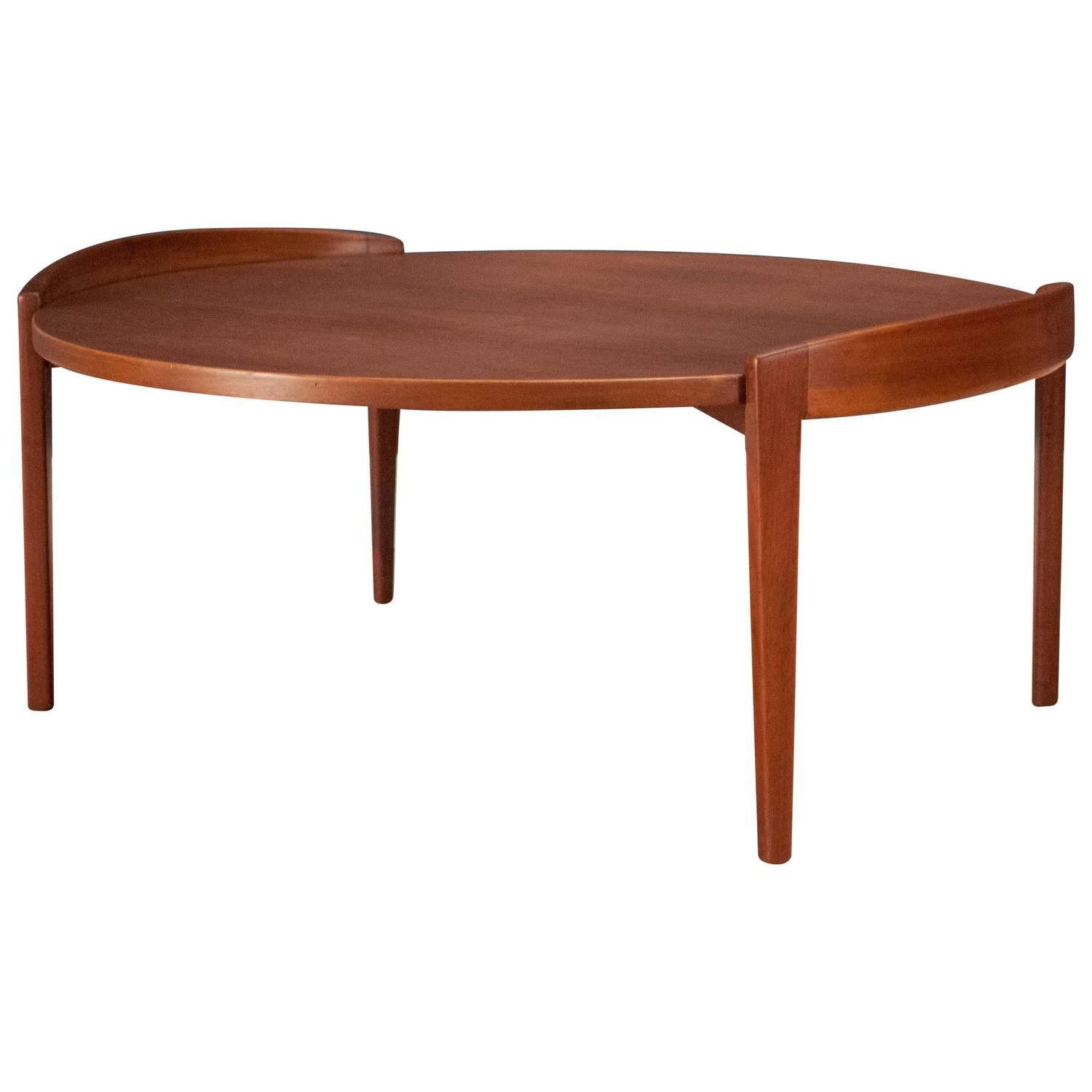 For Sale On  Mid Century Modern Coffee Table By Jens