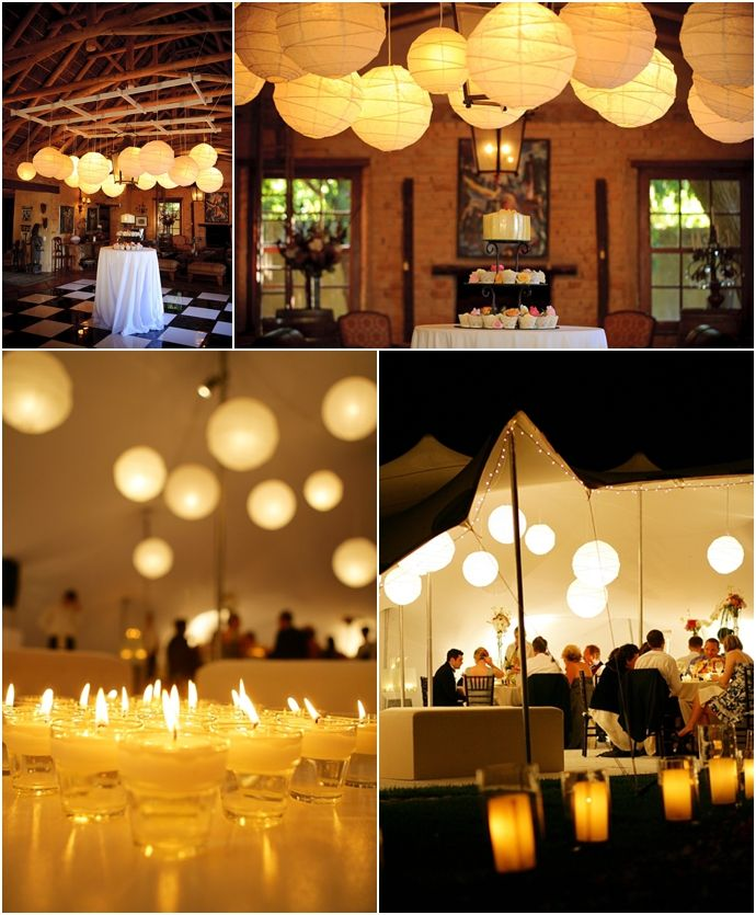 Paper Lanterns Wedding Decoration Ideas: Chinese Lanterns Are A Great Look For Any Wedding Or Event