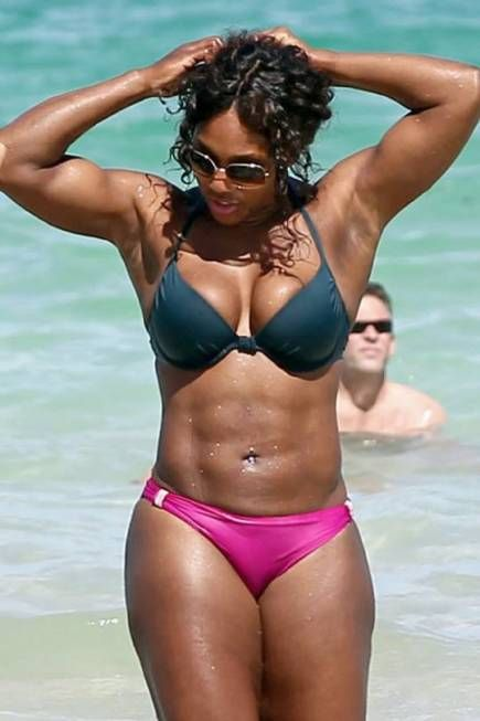 You serena williams measurements sorry