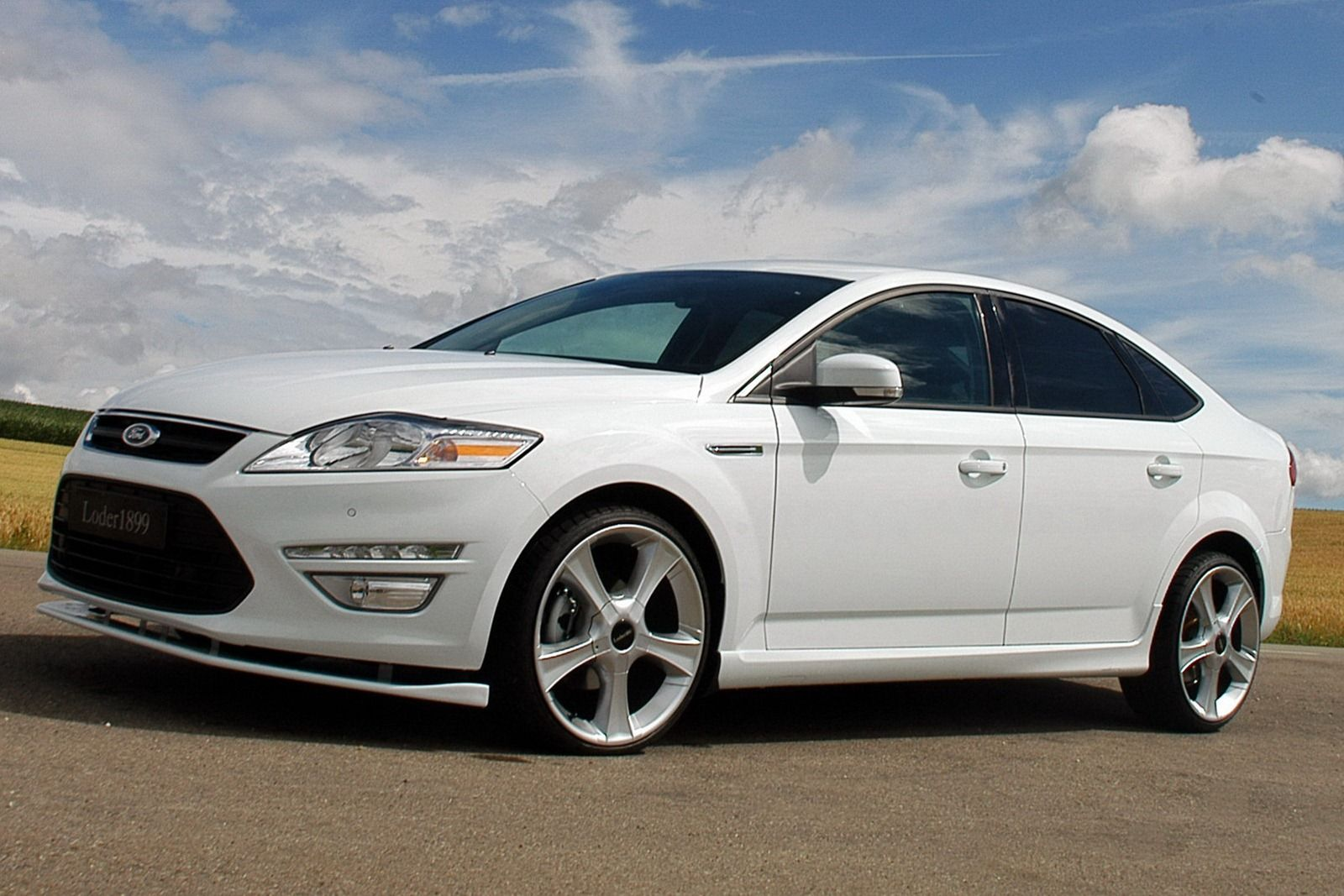 Loder1899 2013 Ford Mondeo Mk4 Loder1899 Has Gabetumblr Ford Mondeo Ford Lovely Car