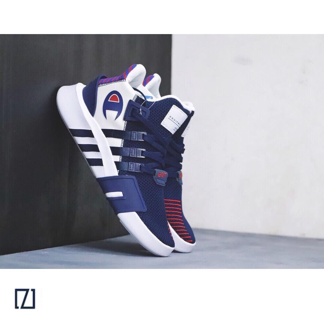 Кроссовки Adidas EQT Basketball ADV