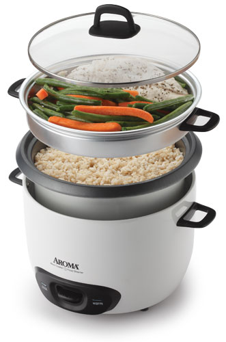Rice Cookers 101 One Pot Meals Aroma Rice Cooker One Pot Meals Rice Cooker Recipes