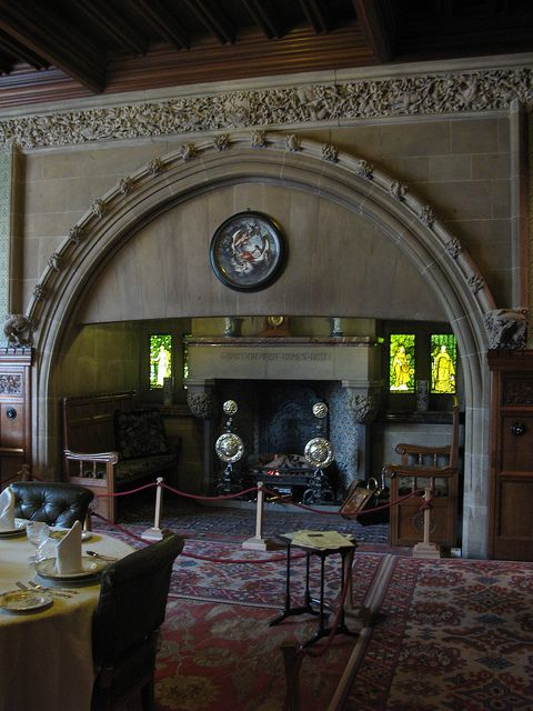 The Dining Room Cragside In 2019 Architectural