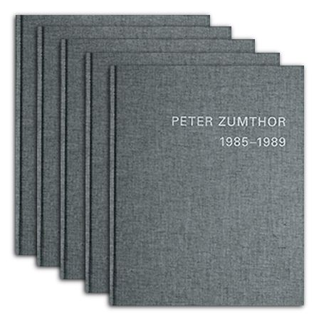 Peter Zumthor Buildings and Projects (With images