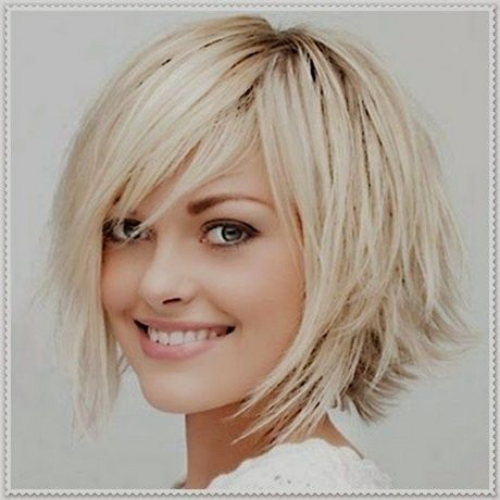 Frisurentrends 2018 Frauen Mittellang Frisur Frisuren