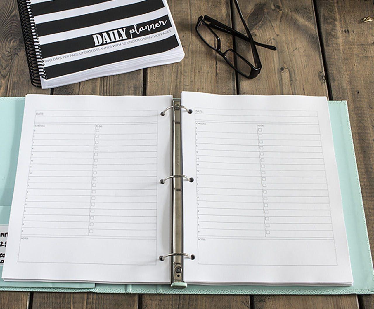 No Excuses 17 Free Printable To Do Lists