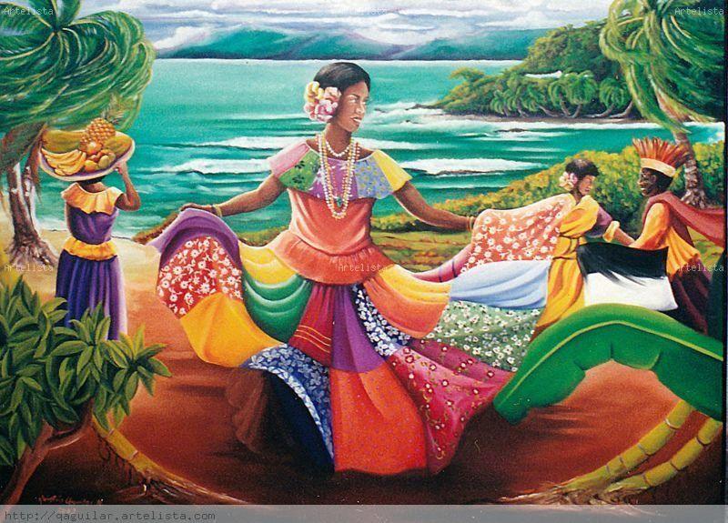 Folklore Panamatipico Com Espanol