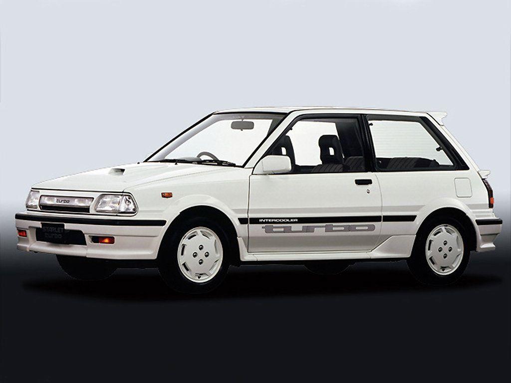 Kelebihan Starlet Turbo Review