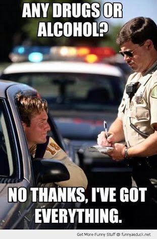 Cop humor