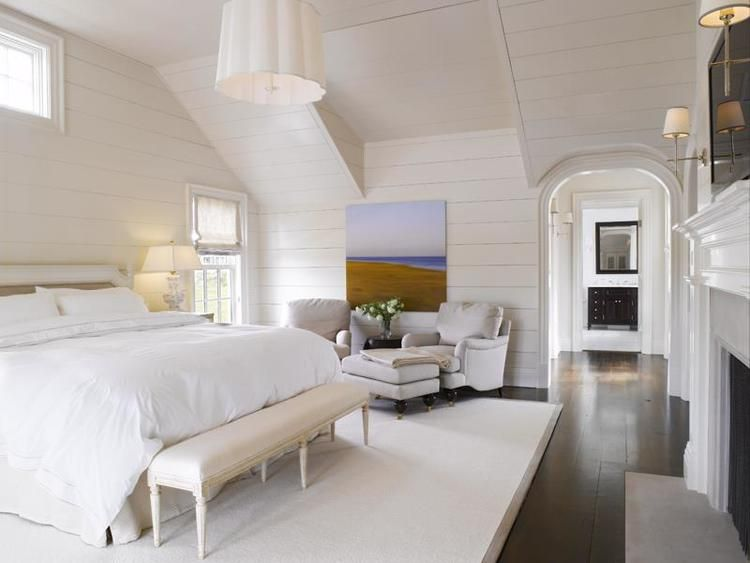 House huntress perfectly neutral in nantucket home