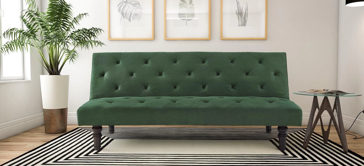 Small Sofas Under $500 Your Overnight Guests Will Thank You: 10 Sleeper Sofas