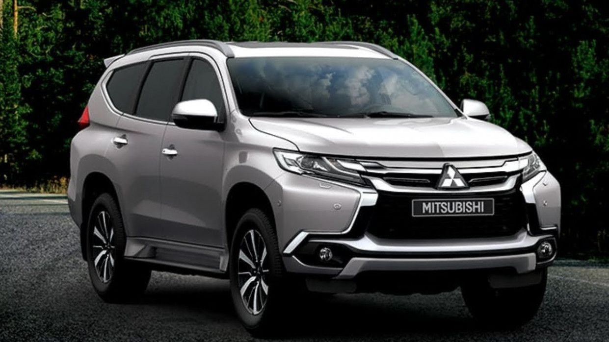 2020 Mitsubishi Montero Sport Philippines Exterior And Inside In 2020 Mitsubishi Fuel Economy New Cars
