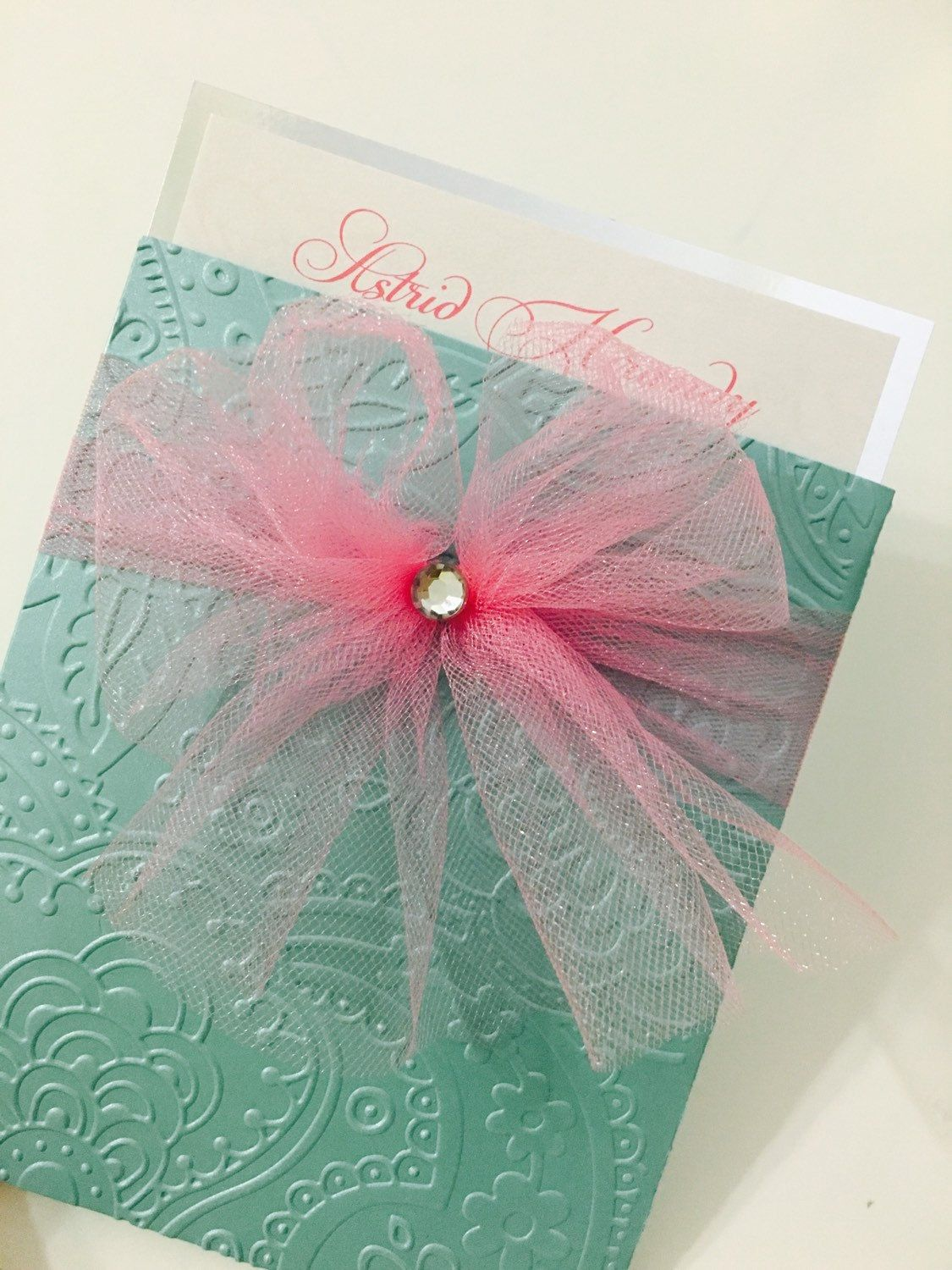 New to anaderoux on Etsy Birthday Party Invitations Quinceanera
