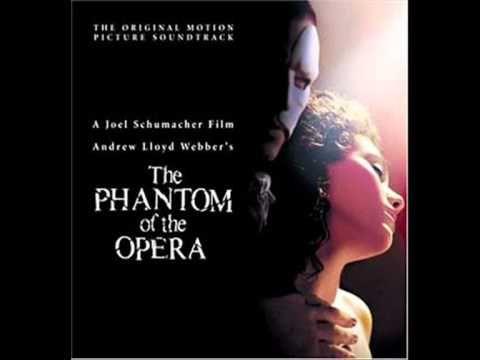 Bso El Fantasma De La Opera 09 Tan Sólo Hazlo Tú Reprise Phantom Of The Opera Movie Soundtracks Music Of The Night