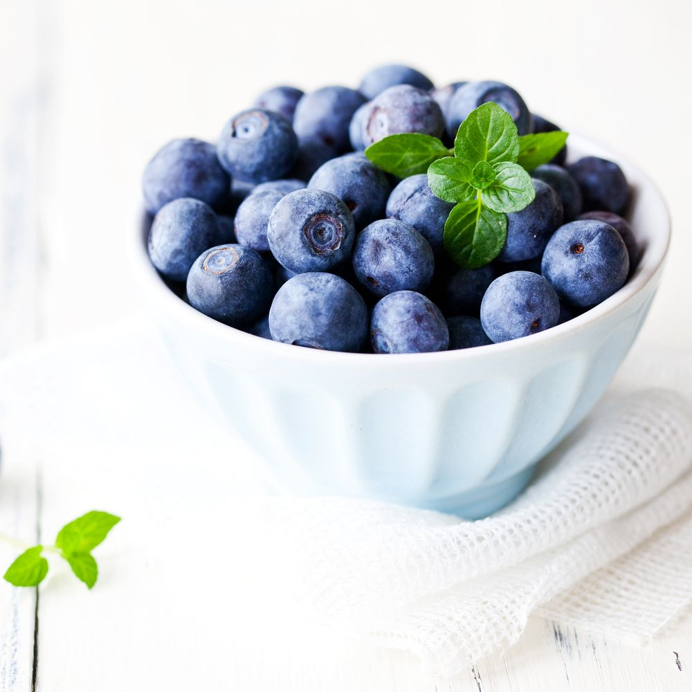 how to make blueberry syrup with frozen blueberries