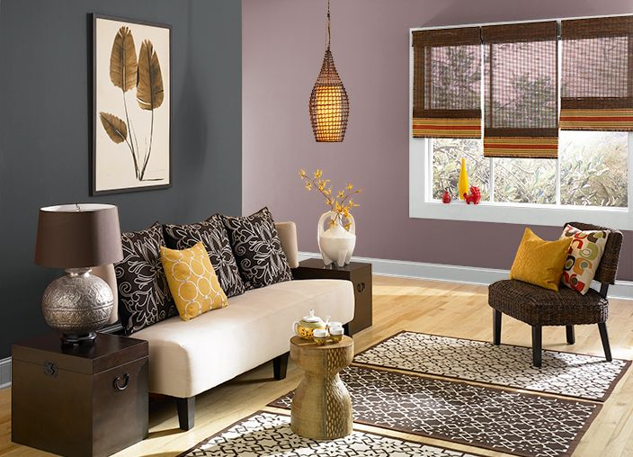 Living Room Color Designs Amusing The Colorsmartbehr® Mobile App Lets Me Paint A Room With Design Ideas