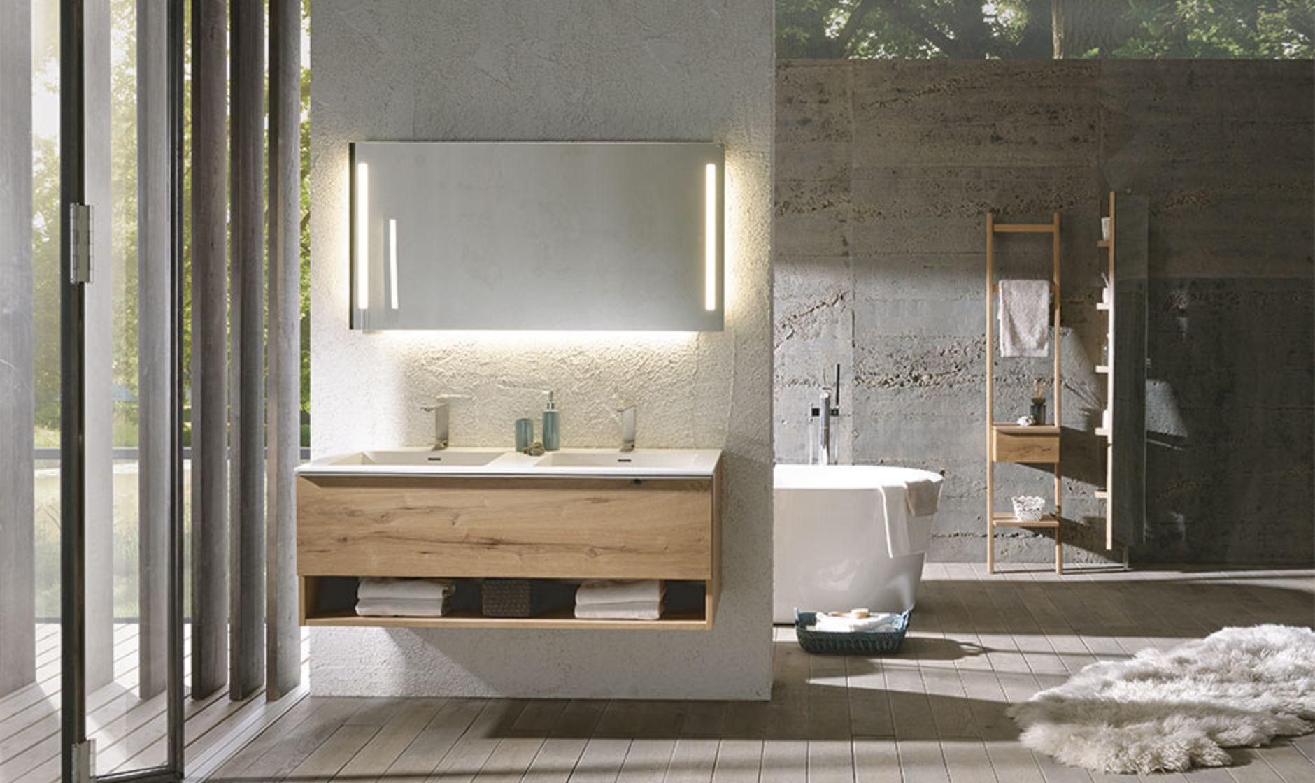 V Alpin Badezimmermobel Von Voglauer Badezimmer Badezimmer