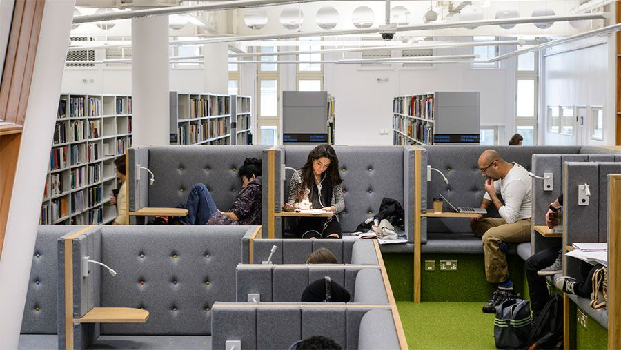 Two Leading University Libraries Coventry University And University Of Greenwich Share Their T University Interior Design Library Design Home Library Rooms