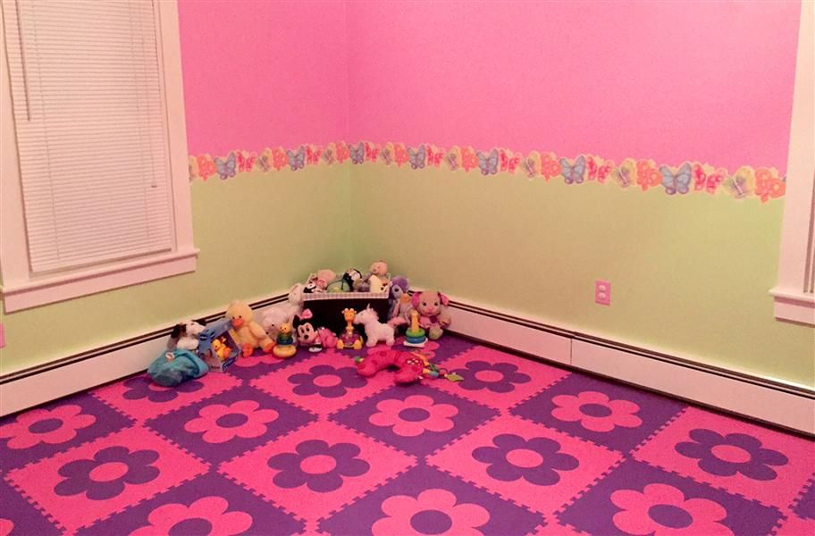 Soft Shapes Soft Tiles – Foam Play Mats for Kids
