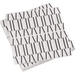 Paper Napkins Broken Lines Servietten VitraVitra #papernapkins