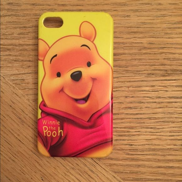 Pooh Bear Face iphone case