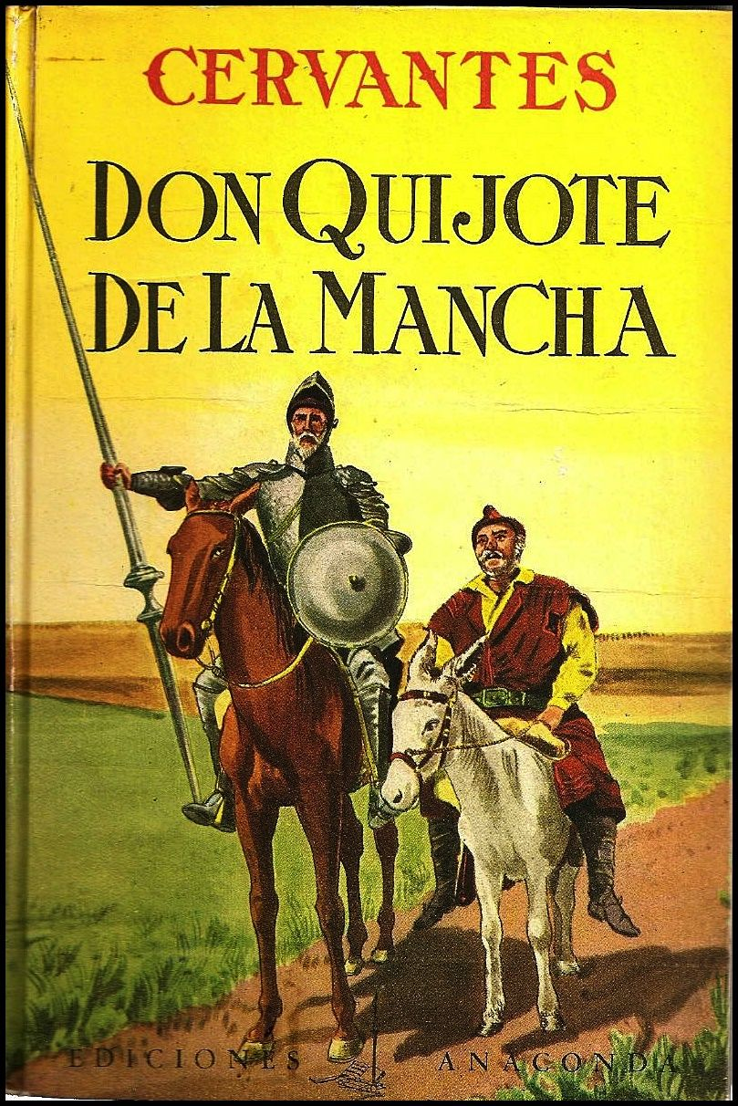 an analysis of the book don quijote de la mancha by miguel de cervantes Don quixote: an introduction to and summary of the novel don quixote by miguel  de cervantes.