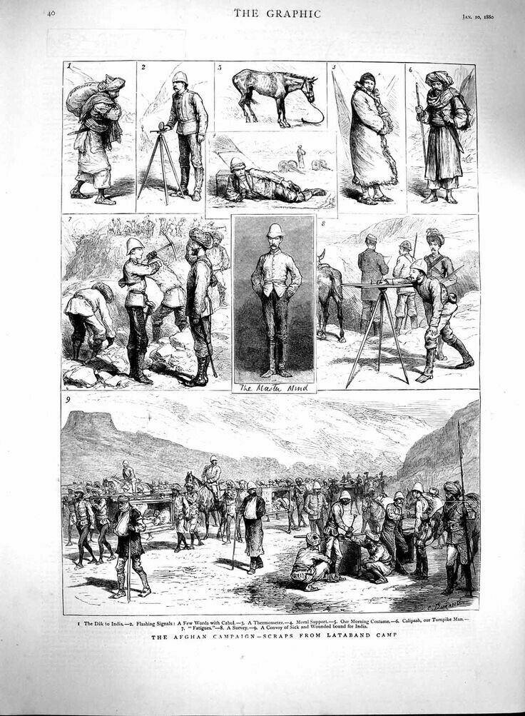 Pin by R J on 19th century Victoria's Little Wars Afghan