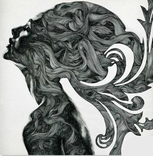Die besten 17 ideen zu bleistiftzeichnungen auf pinterest for Cool fantasy drawings