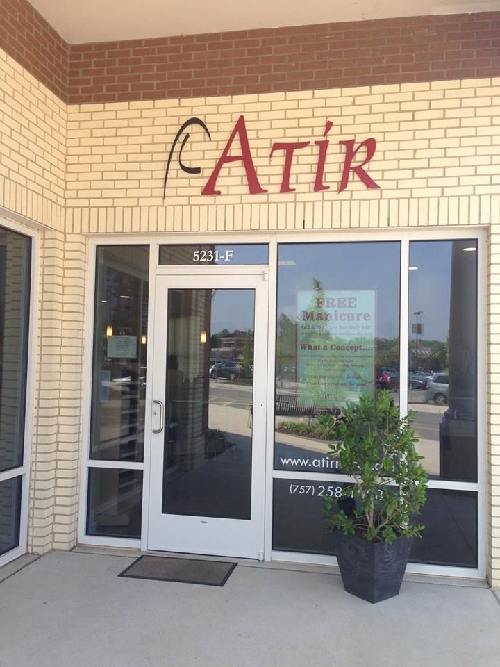 Atir Natural Nail Care Clinic Williamsburg, VA Another client of the ...