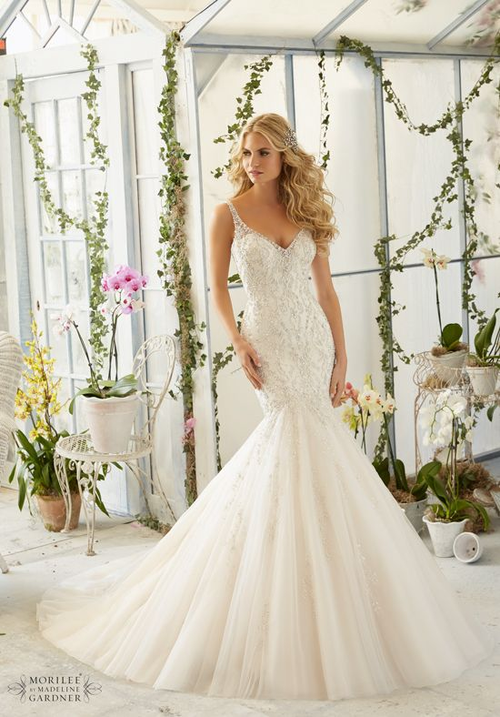 Mori Lee by Madeline Gardner