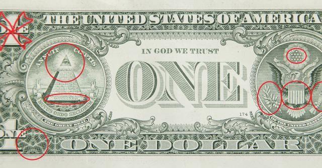 The Unbelievable Freemasons Biggest Secret Code Revealed ... Dollar Bill Alien Secrets