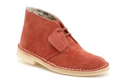 Blush Womens Originals Boot Clarks Suede Pink Desert In Boots From xWwWrnOUqX