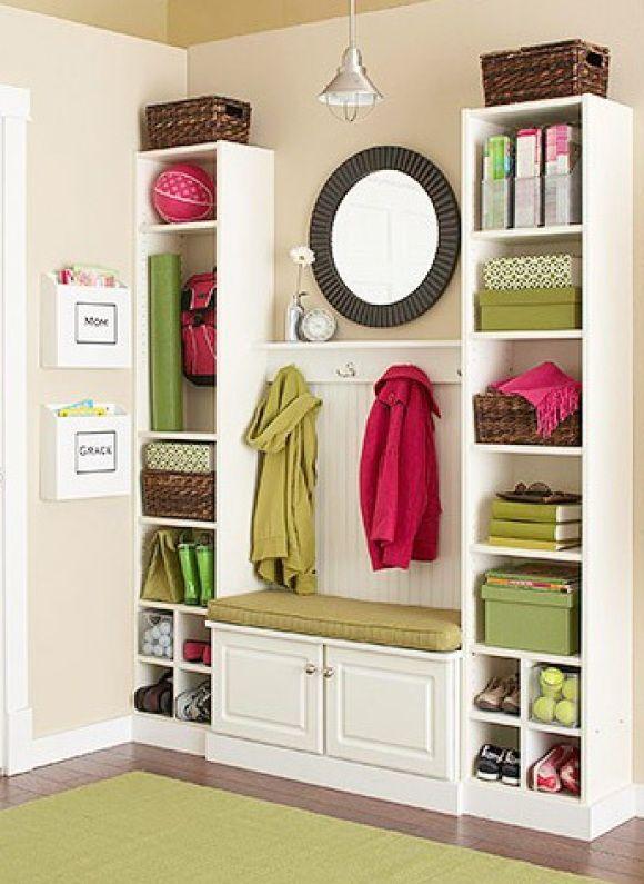 Comment organiser son entrée de façon fonctionnelle Entrée - comment organiser son appartement