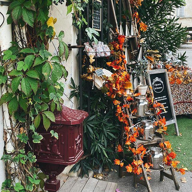 """Little Gabchou on Instagram: """"L'ambiance d'automne parfaite concentrée dans ce «bout de trottoir»!"""